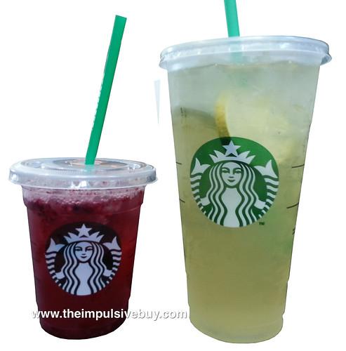 Starbucks Refresher Drink Review