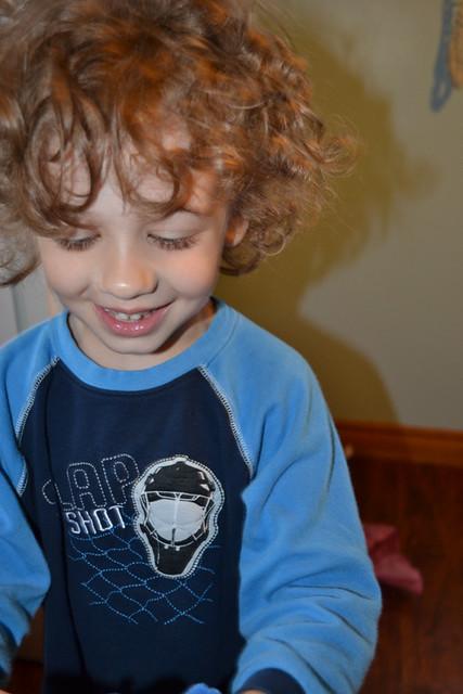 Gabriel is 5