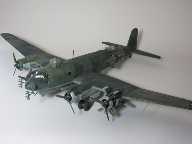 "1/72 Revell Focke Wulf FW 200 C5 ""Condor"""