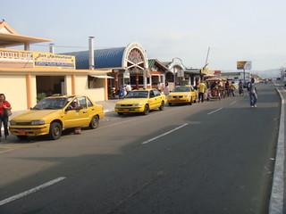 ecuador taxi