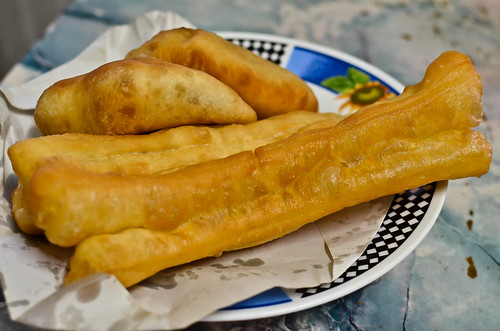 Yau Chow Kwai/Deep Fried Dough