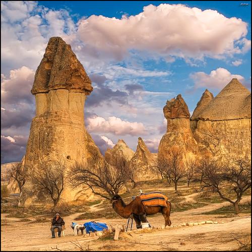 sunset paisajes turkey geotagged atardecer golden landscapes olympus cappadocia paisatges capvespre specialtouch quimg quimgranell joaquimgranell afcastelló obresdart