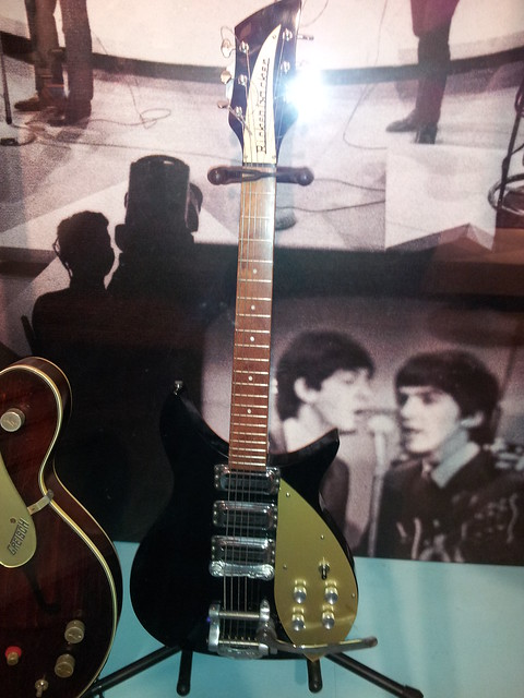 Photo:Rickenbacker guitar By doryfour