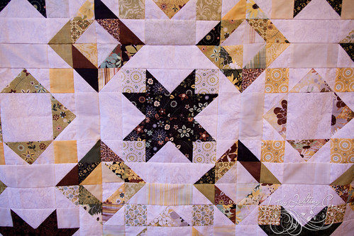 """Unnamed"" Quilt - Origins by Basic Grey fabric by Moda - Design by Kimberly Einmo"