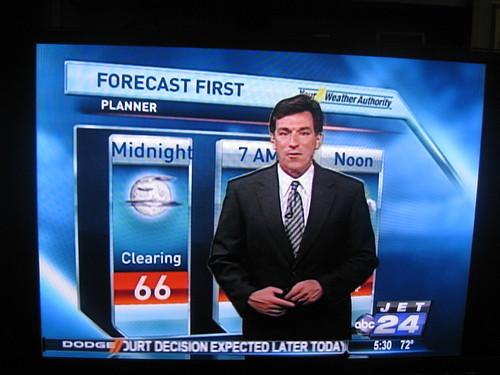 Tv Garth October 2012