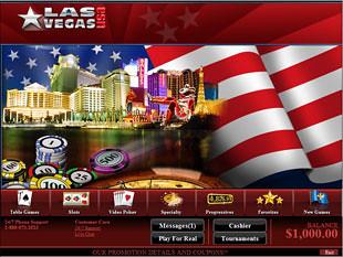 Las Vegas Canada Casino Lobby