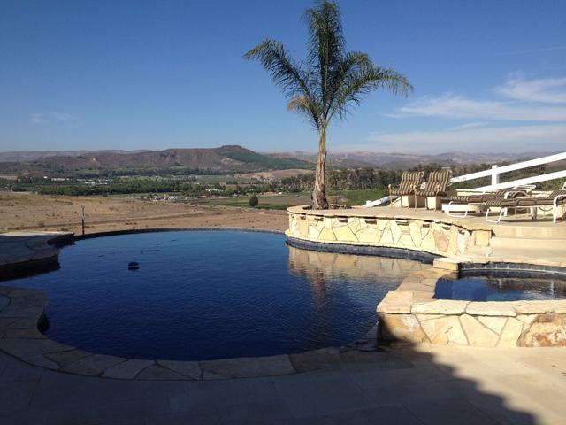 Pool in Moorpark