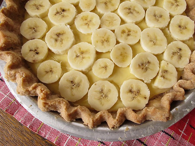 banana cream pie layer