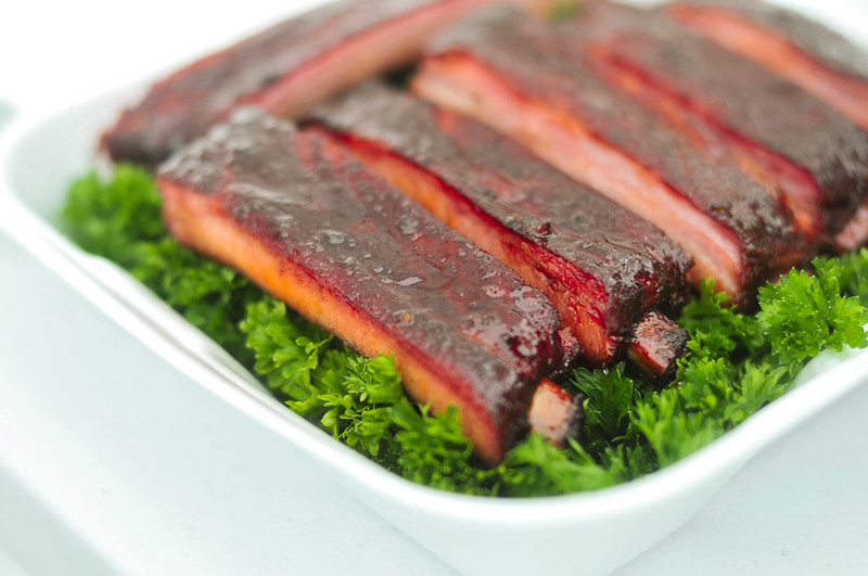 Competition-style Barbecue Ribs