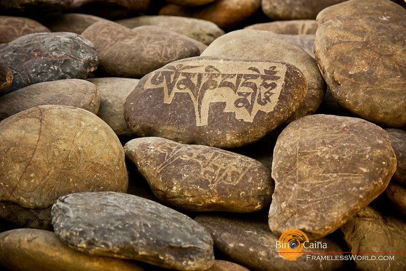 Carved in Stone Mantra