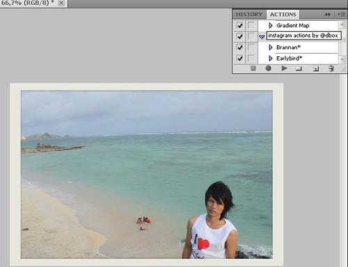 edit foto dengan efek instagram di photoshop