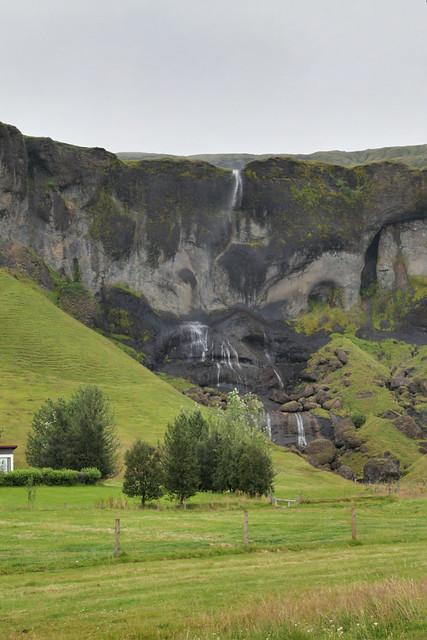 La Cascada Que No Llegaba Al Suelo (Siðufoss)