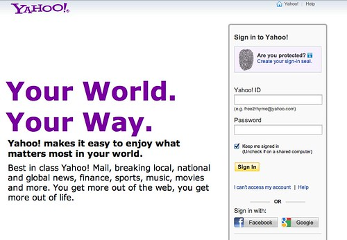 Yahoo! Mail: The best web-based email!