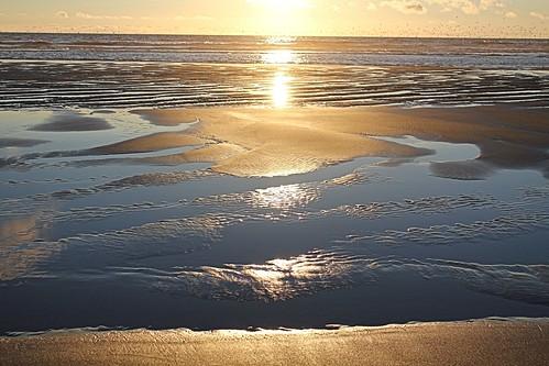ocean sunset beach water stress 366 odc1