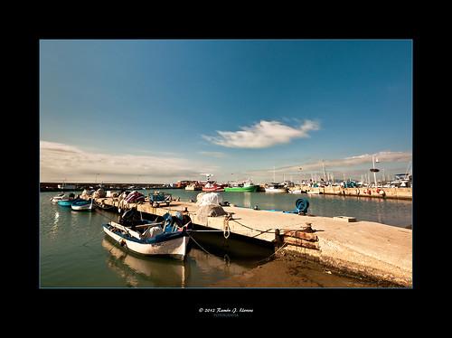 DELTA DE L'EBRE - Port de l'Ampolla. by Ramón J. Llorens Fotografia 2012