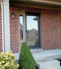 Storm door - types of doors in a home