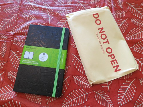 Evernote Smart Moleskine Notebook