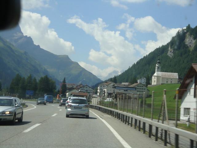 Дорога в Италию - Фото