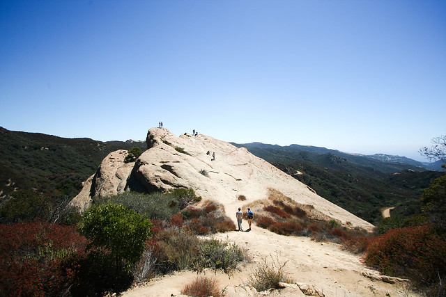 eagle rock, topanga canyon