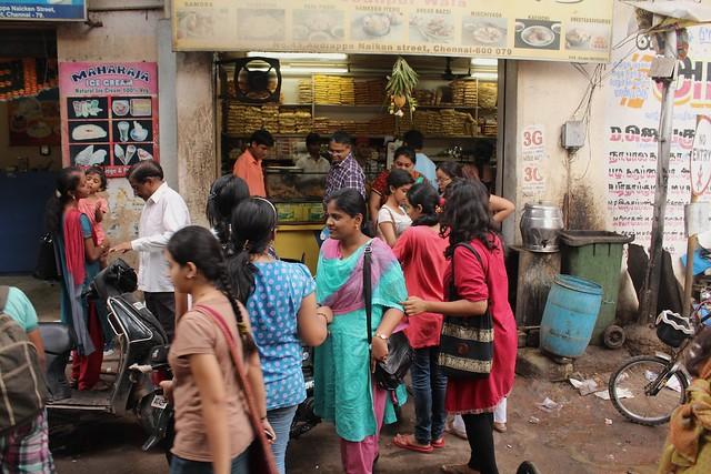 Mint Food trail Maya Chaat