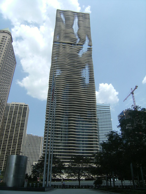 Photo:Aqua Tower - Exterior 1 By Chicago Architecture Today