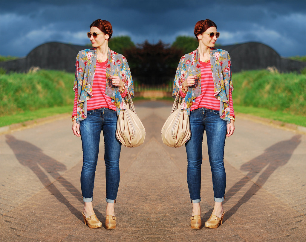 ccd086f687af Funky Pattern Mix and Denim - Not Dressed As Lamb
