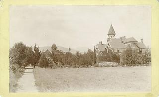 Pomona College in 1909