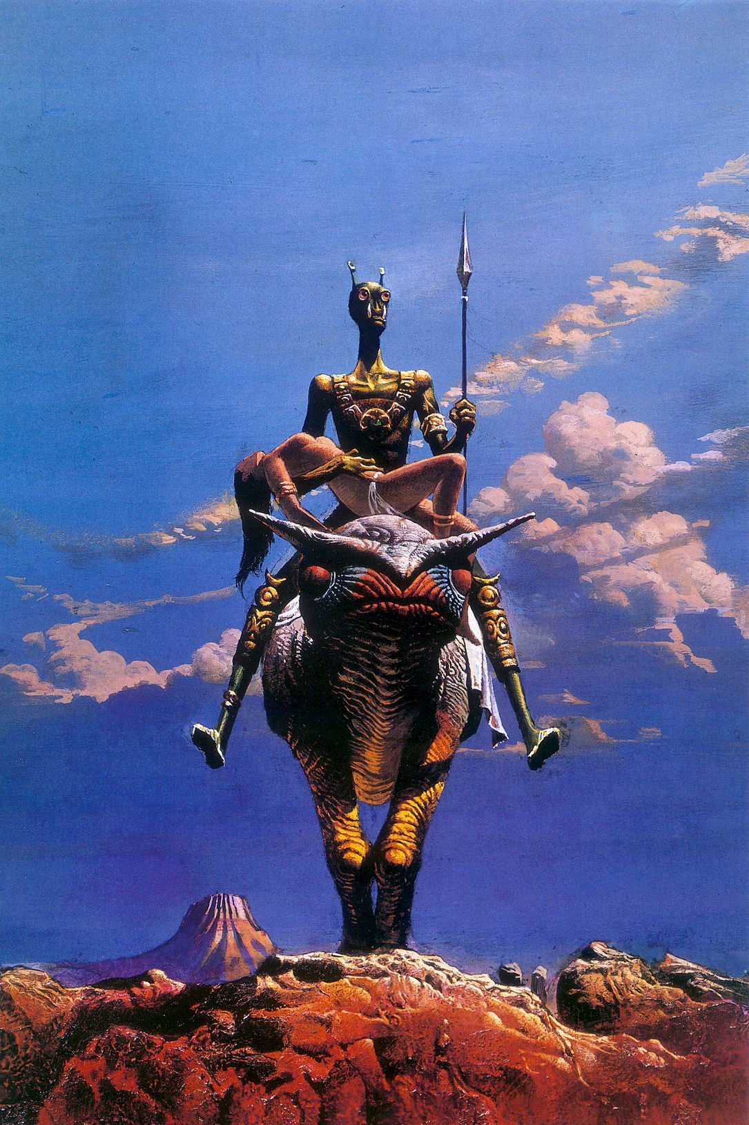 Bruce Pennington - A Princess of Mars