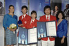 2012 Stockholm Junior Water Prize winners