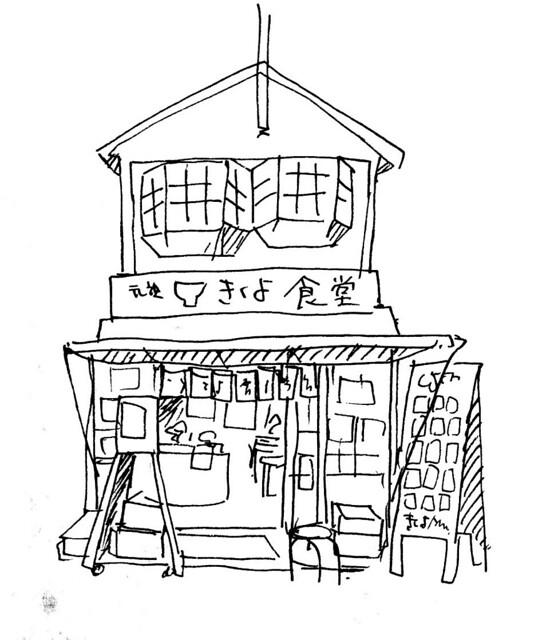 函館朝市のお店