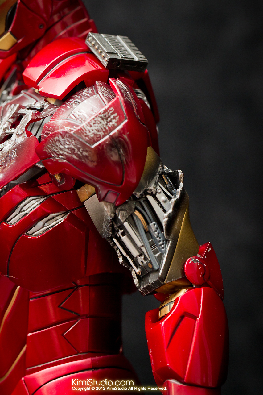 2012.09.01 Hot Toys Iron Man Mark VI-045