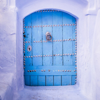 Chefchaouen - Blue Gate