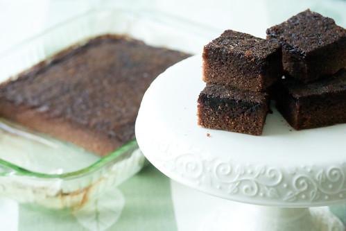 Secret Recipe Club: Cocoa (Kinda) Mochi Cake - Crumb: A Food Blog