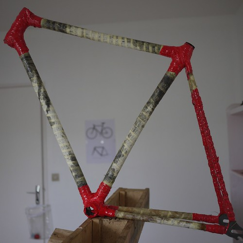 Mummy frame