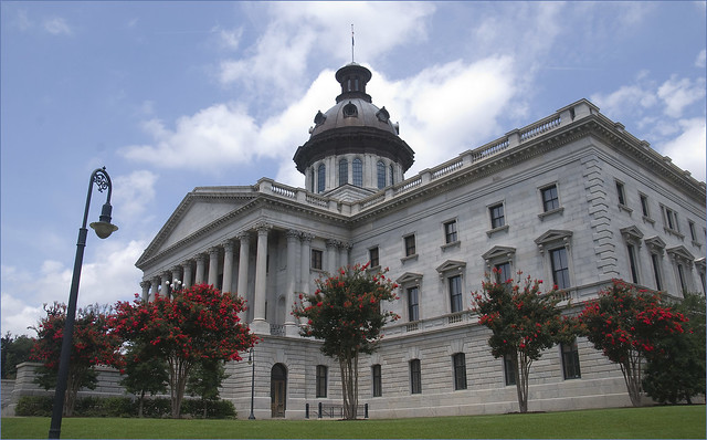 Sc State Capitol Building Tours