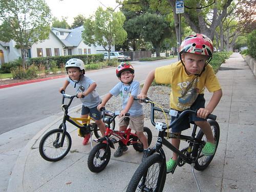 Local biker gang