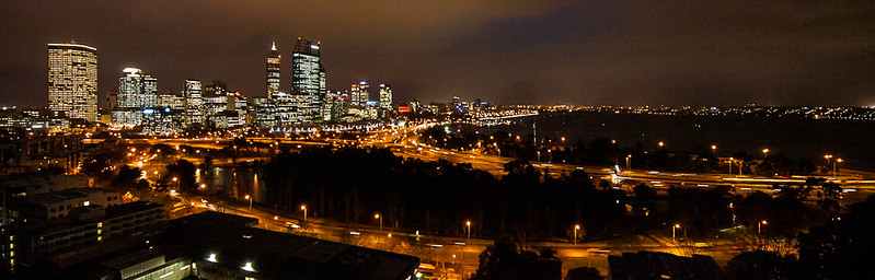Perth by night (ii)