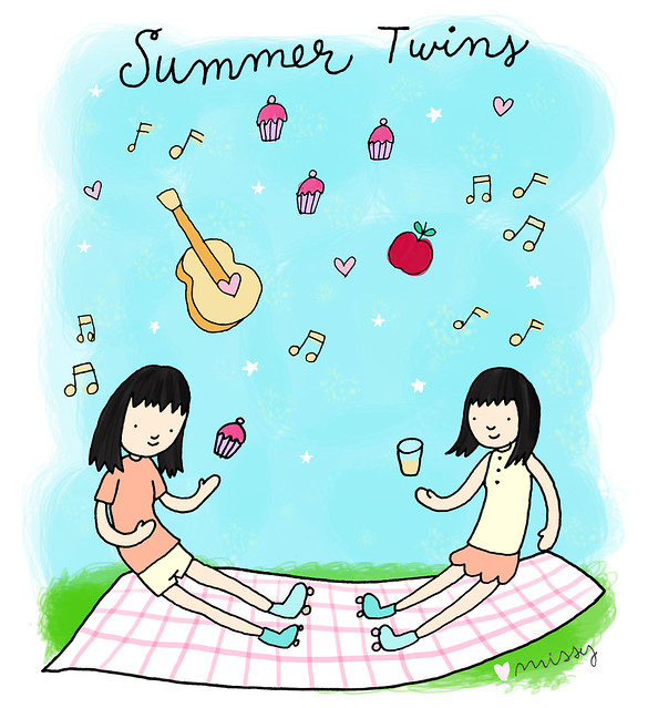 Tunesday Tuesday - Summer Twins