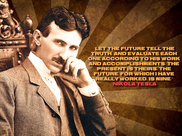 Película de Nikola Tesla financiada en KickStarter