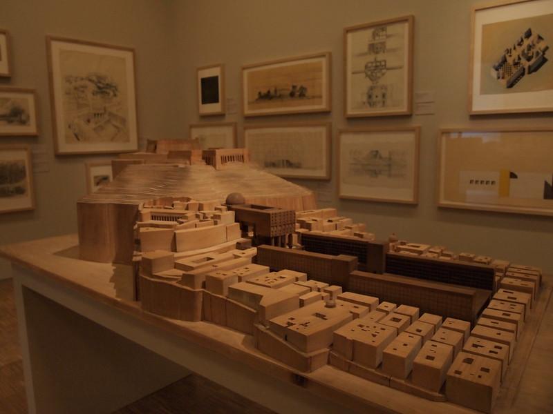 Italian architecture - model