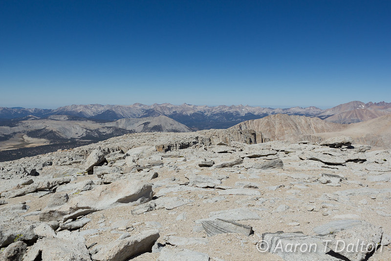 The Great Divide of Sierras