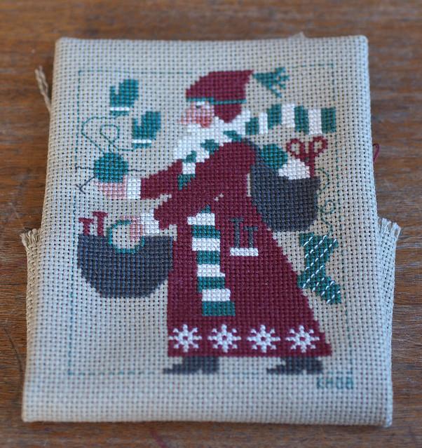 KnittingSanta