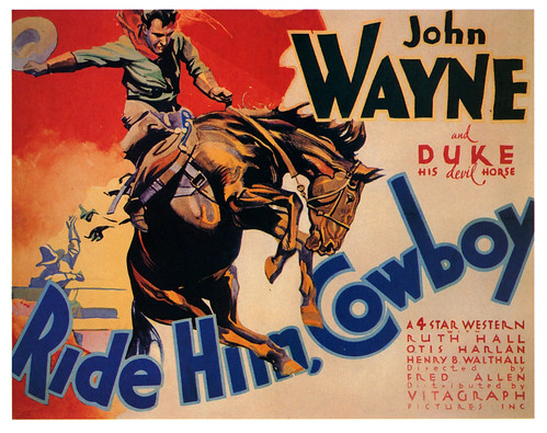 Ride Him Cowboy by paul.malon
