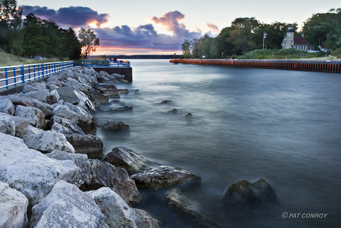 lighthouse nature water sunrise canon landscape outdoors michigan lakemichigan greatlakes pure whitehall montague whitelake westmichigan whiteriverlighthouse canonef24105mmf4lisusm whitehallmichigan whiteriverlightstation whitehallmi montaguemichigan whitelakechannel montaguemi canoneos7d michiganlandscape whitelakelighthouse