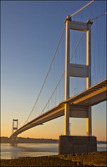 Severn Bridge Sunrise (2)
