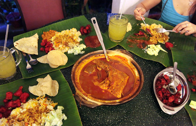 Fish Head Curry from Samy's