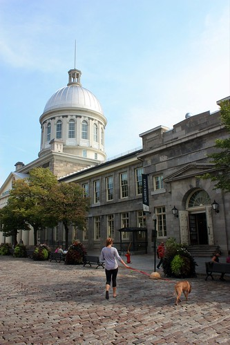 Marché Bonsecours - Montreal