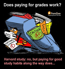 Pay For Grades vs Pay For Study