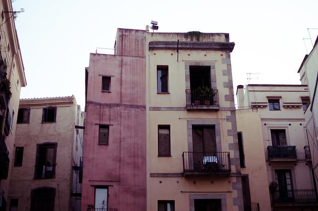 Barcelona dag ett