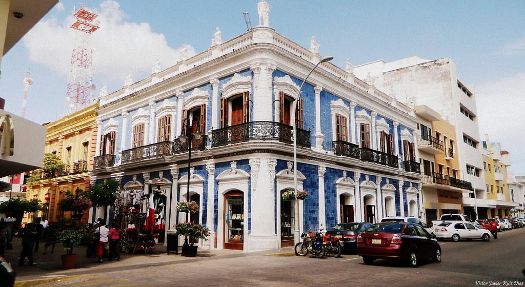 Edo de tabasco informaci n tur stica y fotos page 13 for Historia casa de los azulejos